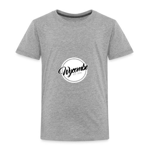 WYCOMBE Badge - Toddler Premium T-Shirt