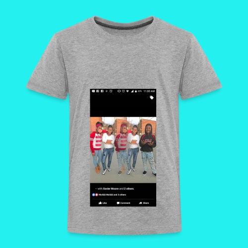 Petty Mona - Toddler Premium T-Shirt