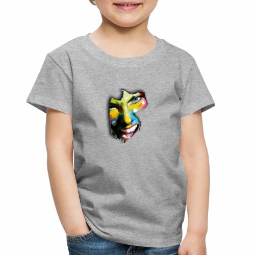 face - Toddler Premium T-Shirt