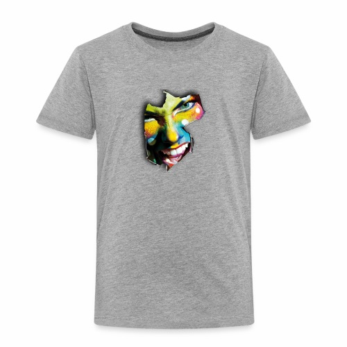 face - Toddler Premium T-Shirt