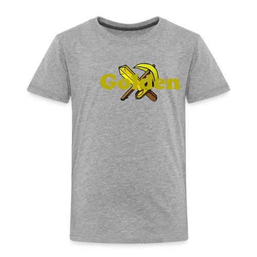 Golden - Toddler Premium T-Shirt
