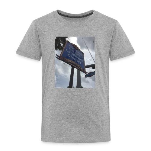 Ybor City NHLD - Toddler Premium T-Shirt
