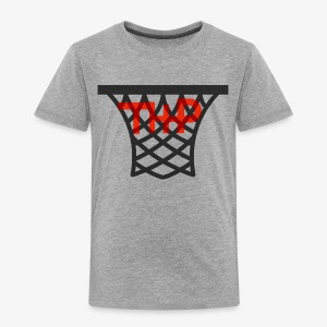 Hoop logo - Toddler Premium T-Shirt