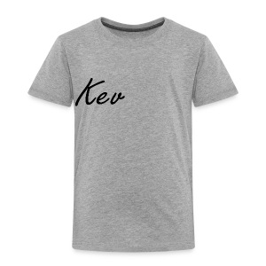 Kgtalic kev logo - Toddler Premium T-Shirt