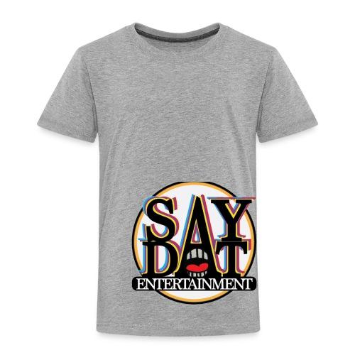 SayDatClique Apparel USA - Toddler Premium T-Shirt