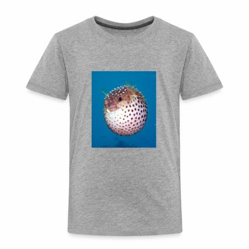 Puffer Up - Toddler Premium T-Shirt