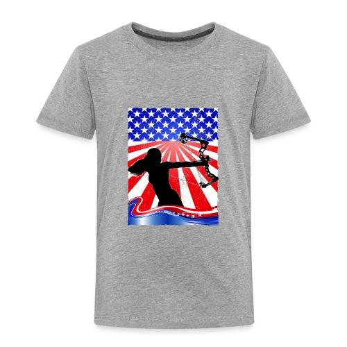 Bowhunter - Toddler Premium T-Shirt
