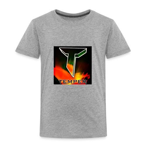 Temper Merch - Toddler Premium T-Shirt