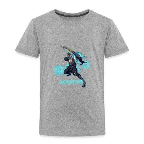 Hanzo Dragonstrike Phun - Toddler Premium T-Shirt
