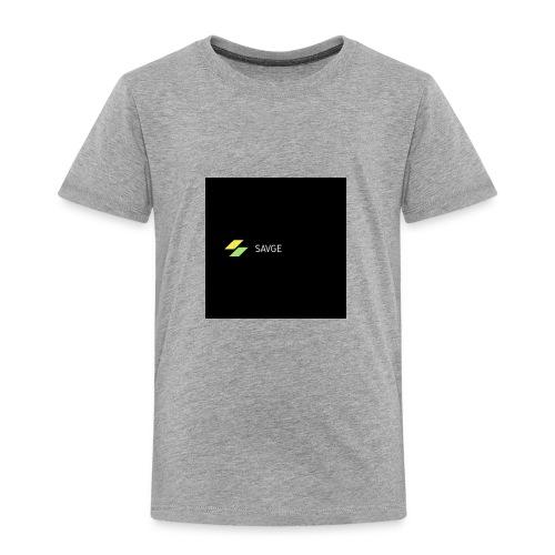 savge - Toddler Premium T-Shirt