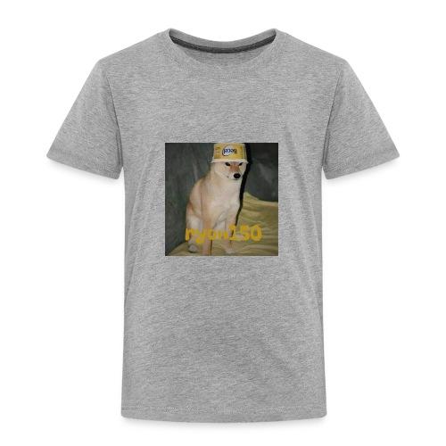 Butter Dog Logo - Toddler Premium T-Shirt