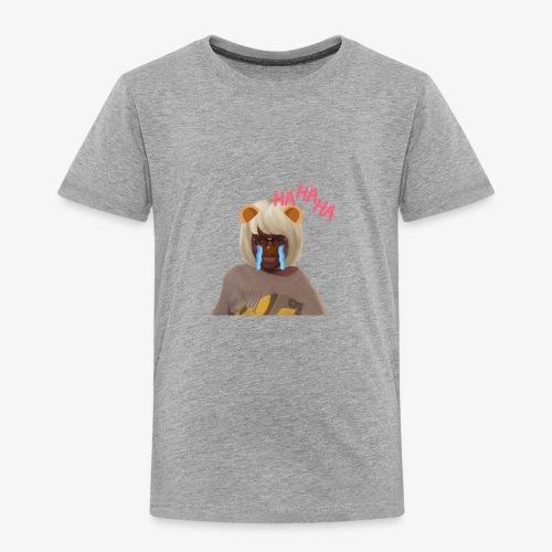 CJ Toys Ha Ha Ha - Toddler Premium T-Shirt