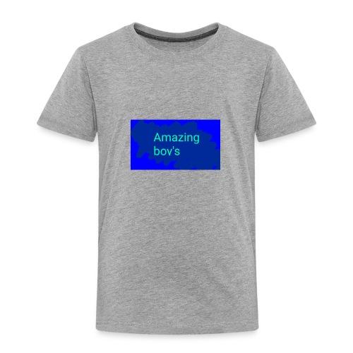 Amazing boys - Toddler Premium T-Shirt