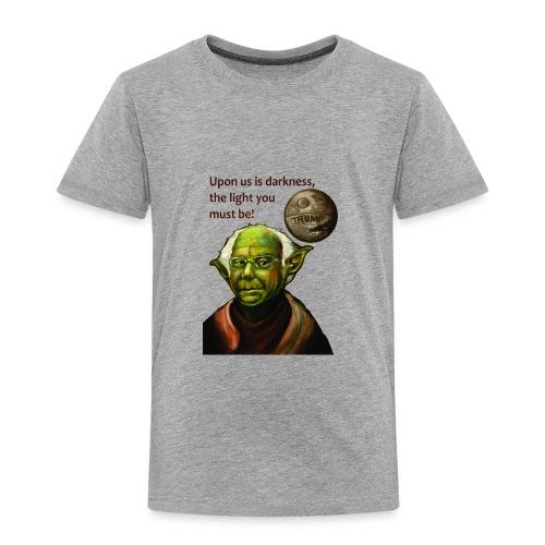 Yoda Bernie - Toddler Premium T-Shirt