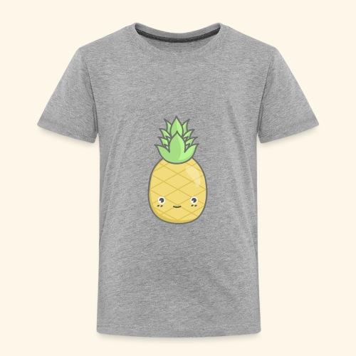 Pineapple Squad - Male - Toddler Premium T-Shirt