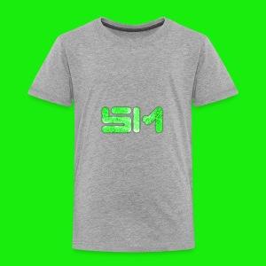 SloMotion logo - Toddler Premium T-Shirt