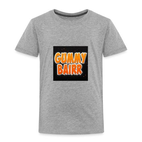 gummybairr logo - Toddler Premium T-Shirt