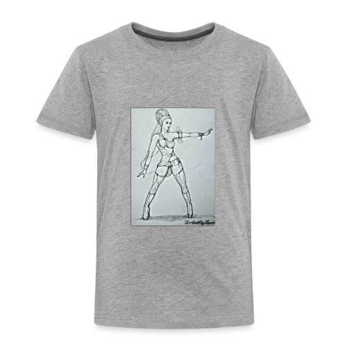 Free to Be - Toddler Premium T-Shirt