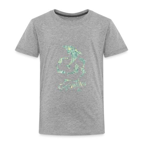 dolphin spiral - Toddler Premium T-Shirt