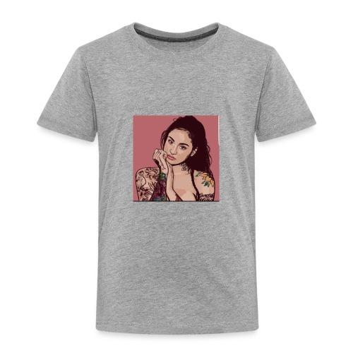 Kehlani vibes - Toddler Premium T-Shirt