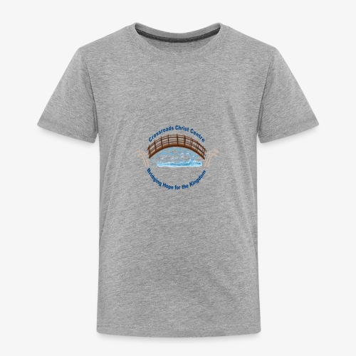 Crossroads Christ Centre - Toddler Premium T-Shirt