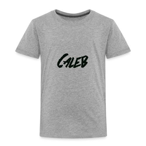 Caleb - Toddler Premium T-Shirt