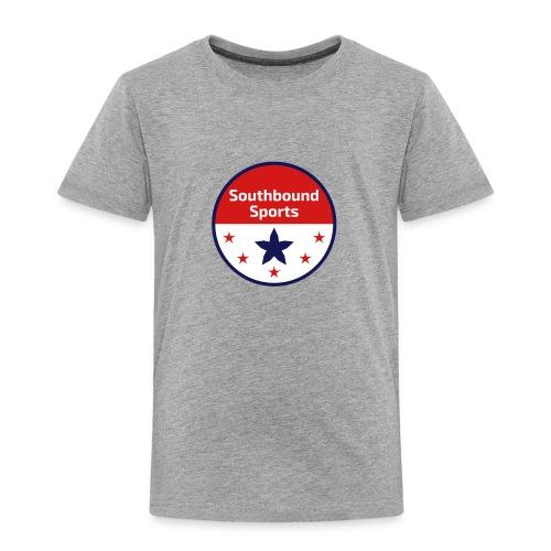 Southbound Sports Round Logo - Toddler Premium T-Shirt