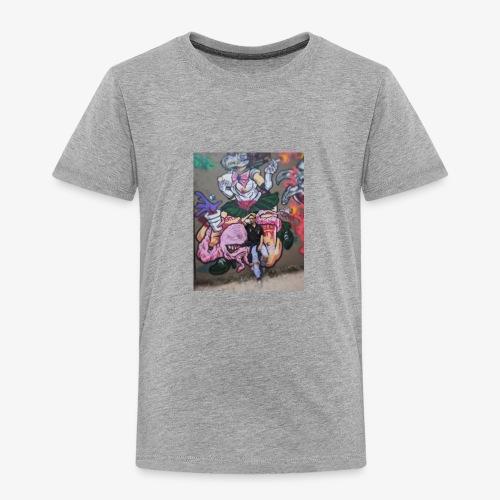 Graffiti park project - Toddler Premium T-Shirt