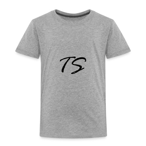 TS Logo Black - Toddler Premium T-Shirt