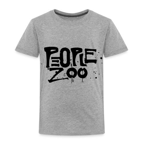 People Zoo Design 1 - Toddler Premium T-Shirt