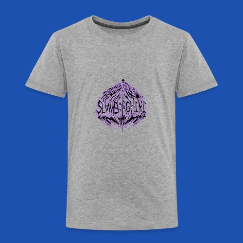 SLAMBORGHINI ELECTRIC PURP - Toddler Premium T-Shirt