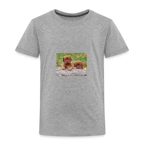 French Mastiff Puppies - Toddler Premium T-Shirt