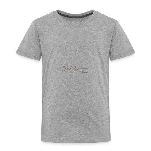 CityMayor Games Logo - Toddler Premium T-Shirt