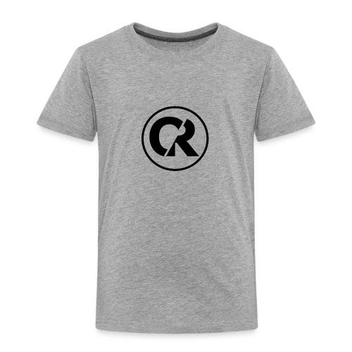 Quantum Red -Blackout- - Toddler Premium T-Shirt