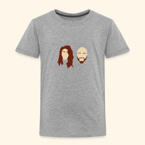 Filmed By Us Logo - Toddler Premium T-Shirt