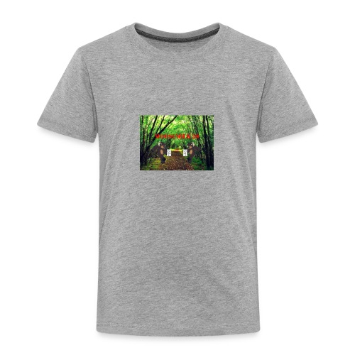 MOOSEMILK to high - Toddler Premium T-Shirt
