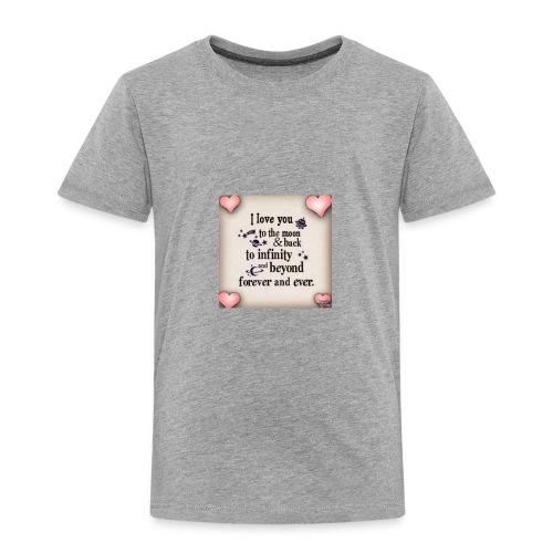 Moon&Back - Toddler Premium T-Shirt
