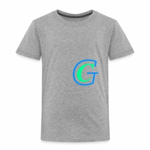 GeloC logo without background - Toddler Premium T-Shirt