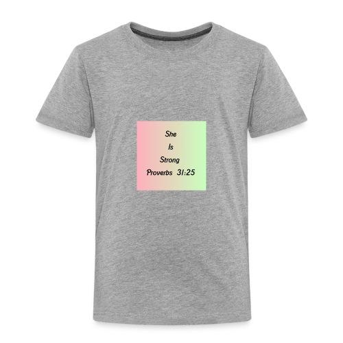 Gods girl - Toddler Premium T-Shirt
