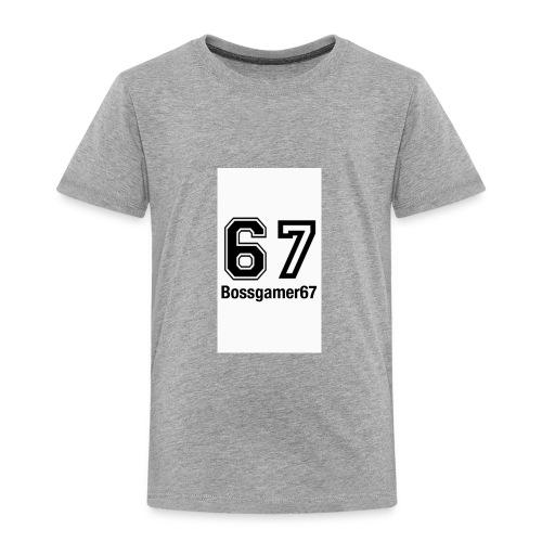 Boosgmaer67 - Toddler Premium T-Shirt