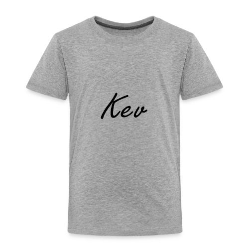 Kgtalic kev logo - Toddler Premium T-Shirt