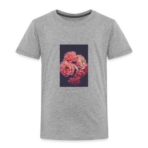 Flower love ❤️ - Toddler Premium T-Shirt