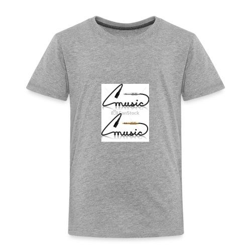 conectores vector musica - Toddler Premium T-Shirt