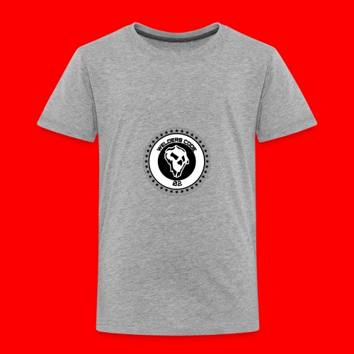 ''American Demon'' - Toddler Premium T-Shirt