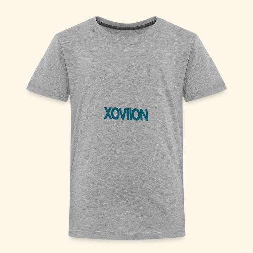 XOVIION logo - Toddler Premium T-Shirt