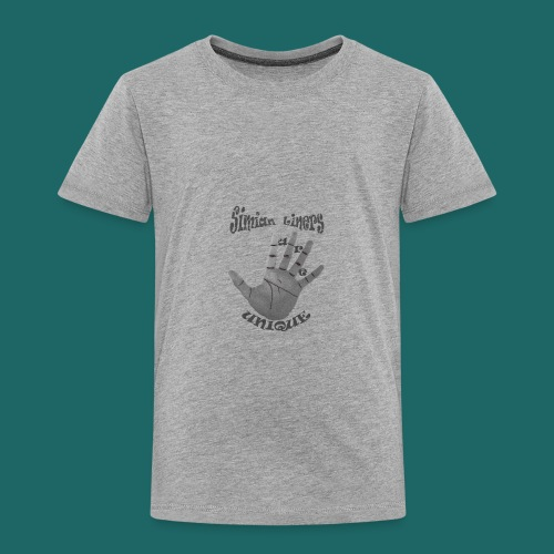 Simian Liners - Toddler Premium T-Shirt