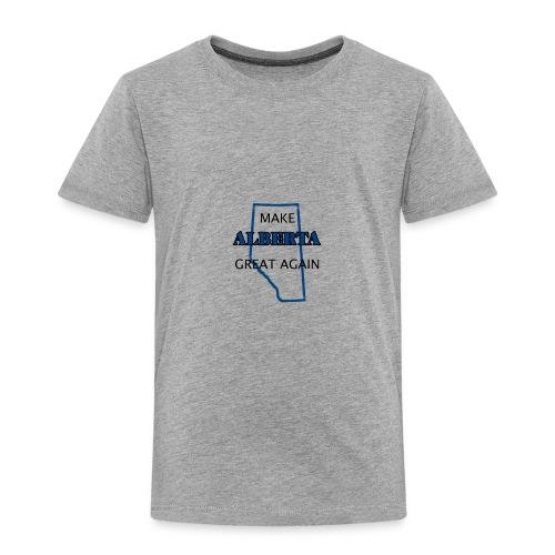 Alberta Proud - Toddler Premium T-Shirt