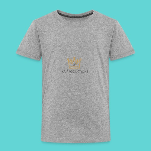 Musical Crown - Toddler Premium T-Shirt