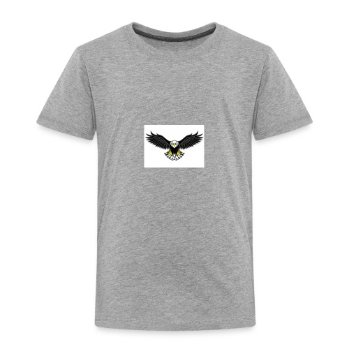 Eagle by monster-gaming - Toddler Premium T-Shirt