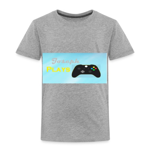 joseph play logo - Toddler Premium T-Shirt